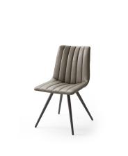 Jídelní židle VERONA_typ sedáku D 4 lanýž