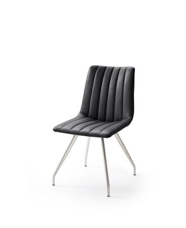 Jídelní židle VERONA_typ sedáku D 5 černá