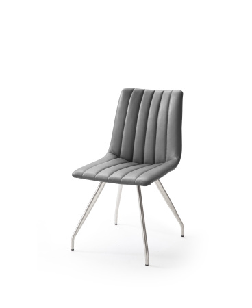 Jídelní židle VERONA_typ sedáku D 5 šedá