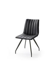 Jídelní židle VERONA_typ sedáku D 6 černá