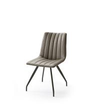 Jídelní židle VERONA_typ sedáku D 6 lanýž
