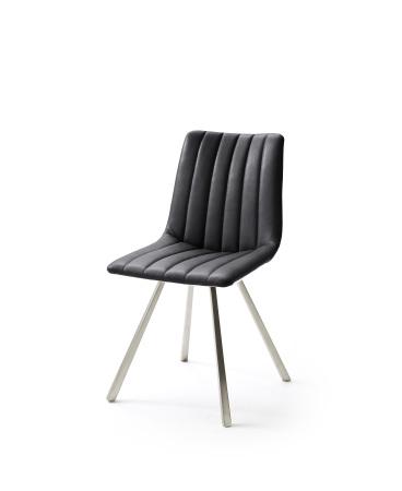 Jídelní židle VERONA_typ sedáku D 7 černá