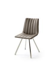 Jídelní židle VERONA_typ sedáku D 7 lanýž