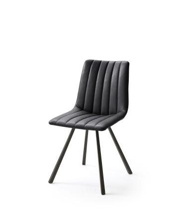 Jídelní židle VERONA_typ sedáku D 8 černá