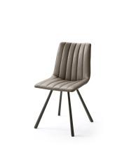Jídelní židle VERONA_typ sedáku D 8 lanýž