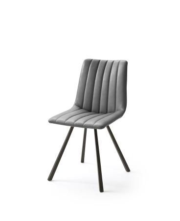 Jídelní židle VERONA_typ sedáku D 8 šedá
