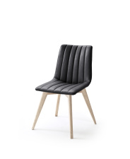 Jídelní židle VERONA_typ sedáku D 9 černá