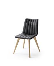 Jídelní židle VERONA_typ sedáku D 11 černá