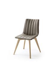 Jídelní židle VERONA_typ sedáku D 11 lanýž