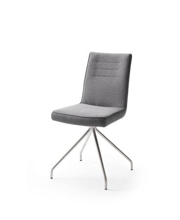 Jídelní židle VERONA_typ sedáku E 1 šedá