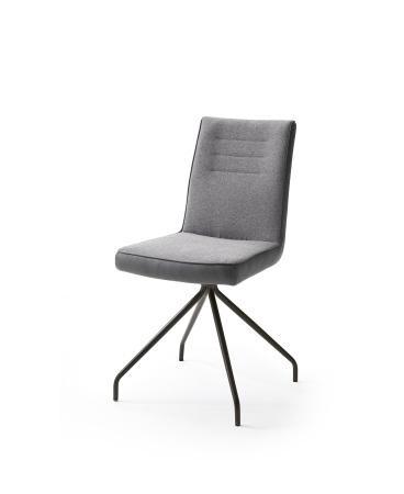 Jídelní židle VERONA_typ sedáku E 2 šedá