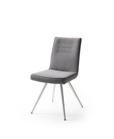 Jídelní židle VERONA_typ sedáku E 3 šedá