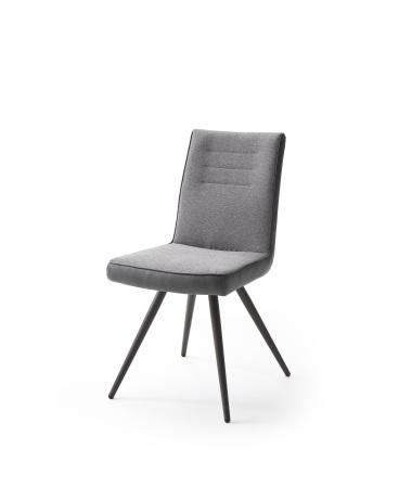 Jídelní židle VERONA_typ sedáku E 4 šedá