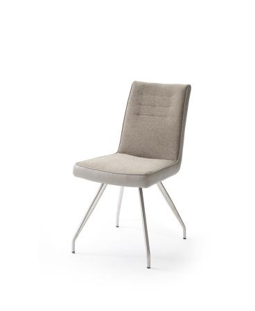 Jídelní židle VERONA_typ sedáku E 5 taupe