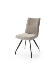 Jídelní židle VERONA_typ sedáku E 6 taupe