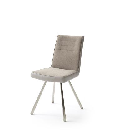 Jídelní židle VERONA_typ sedáku E 7 taupe