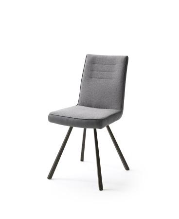 Jídelní židle VERONA_typ sedáku E 8 šedá