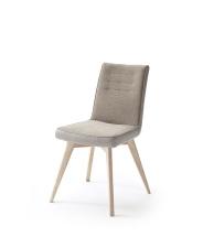 Jídelní židle VERONA_typ sedáku E 9 taupe