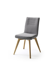 Jídelní židle VERONA_typ sedáku E 10 šedá