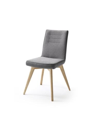 Jídelní židle VERONA_typ sedáku E 11 šedá