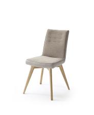 Jídelní židle VERONA_typ sedáku E 11 taupe