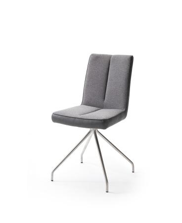 Jídelní židle VERONA_typ sedáku F 1 šedá