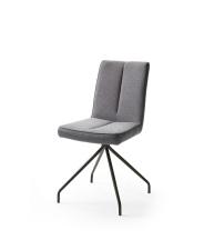 Jídelní židle VERONA_typ sedáku F 2 šedá