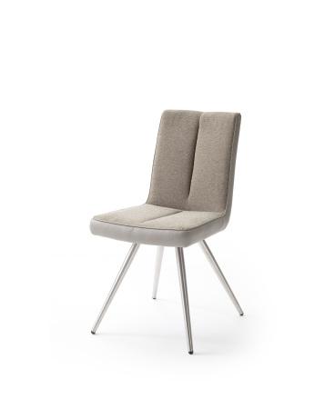 Jídelní židle VERONA_typ sedáku F 3 taupe