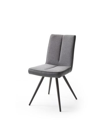 Jídelní židle VERONA_typ sedáku F 4 šedá