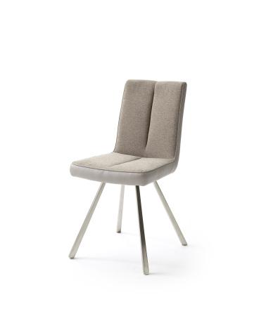 Jídelní židle VERONA_typ sedáku F 7 taupe
