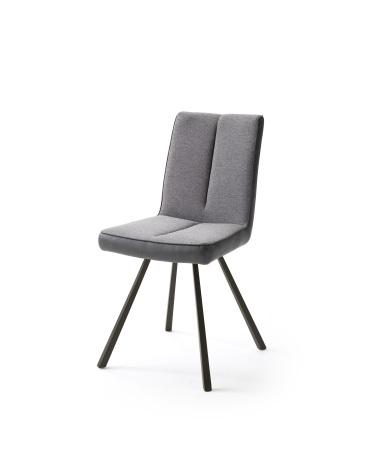 Jídelní židle VERONA_typ sedáku F 8 šedá