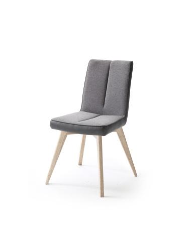 Jídelní židle VERONA_typ sedáku F 9 šedá
