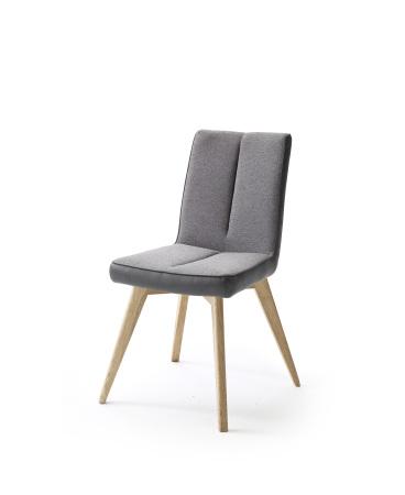 Jídelní židle VERONA_typ sedáku F 11 šedá