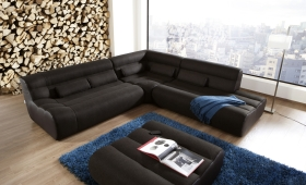 Moderní sedačka velká, model Elements, Torrimex
