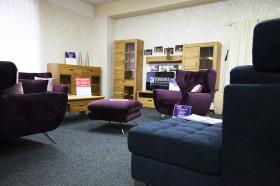 Showroom s velkým výběrem sedaček a ostatního nábytku, Torrimex Plzeň